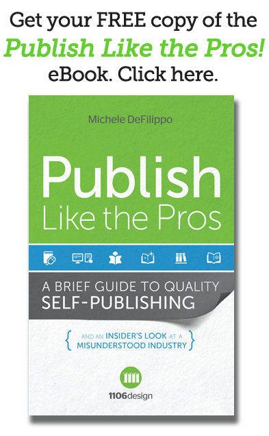 Publish Like the Pros eBook