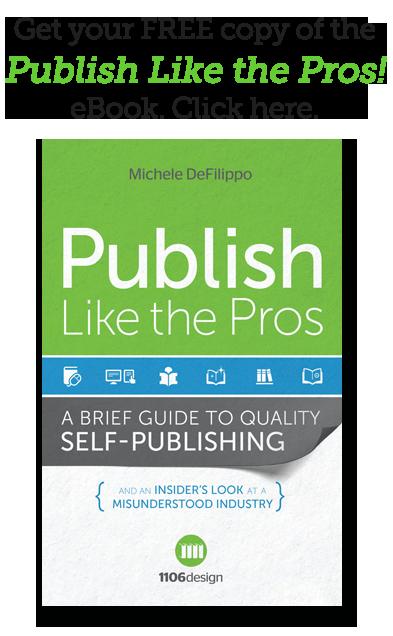 Publish Like the Pros eBook