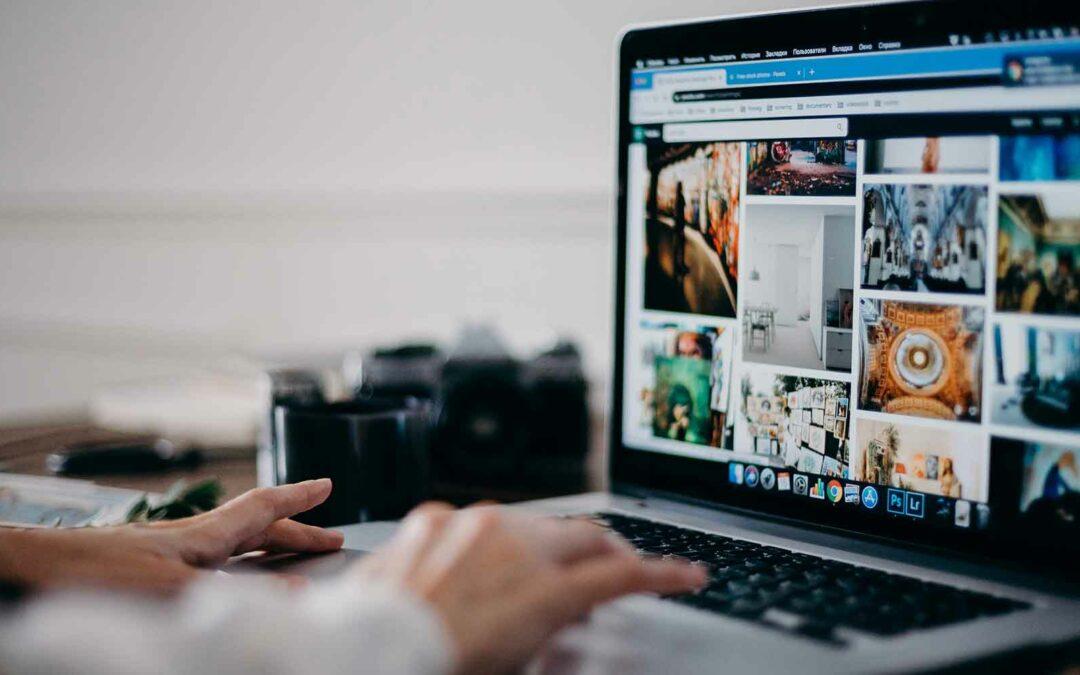 Ideas for Author Websites