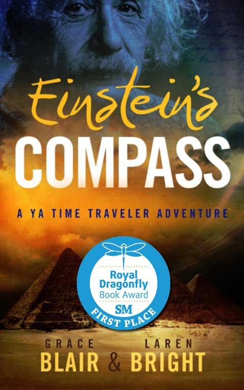 Einsteins Compass Dragonfly Award