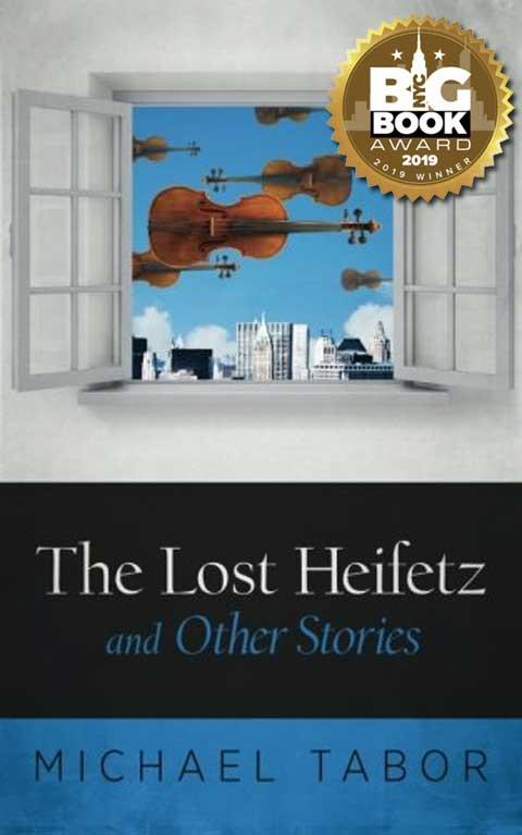 Lost Heifetz NYC Big Book Award