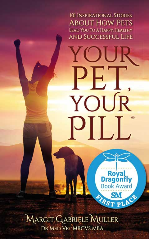 Your Pet Your Pill Royal Dragonfly Award