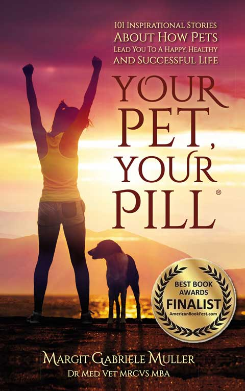 Your Pet Your Pill Best Book Award